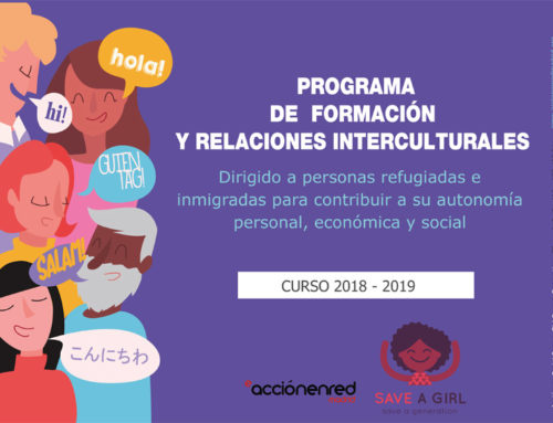 Program of Training and Intercultural Relations – Course 2018-2019