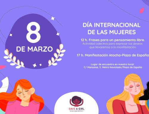 Día Internacional de las Mujeres – 8 de marzo