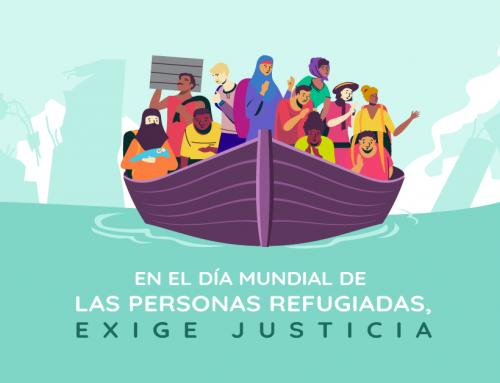20J Día Mundial de las Personas Refugiadas